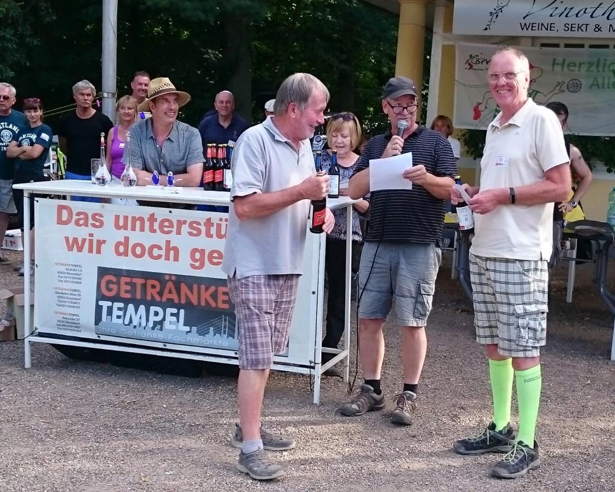 Glasmacher-Cup bei Boule Gerresheim – Turngemeinde-Stürzelberg-Boule